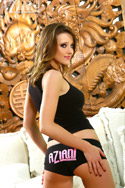 Free Carli Banks Pics from Aziani.com