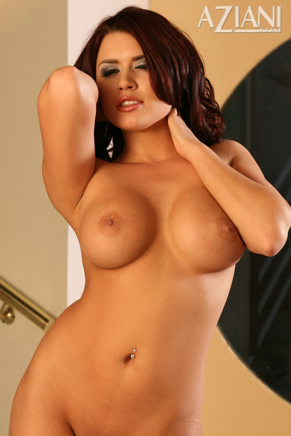 angelina black nude