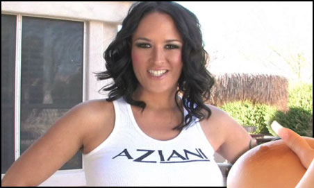 Free Carmella Bing Videos from Aziani.com