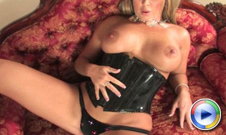 Free Christine Vinson Videos from Aziani.com