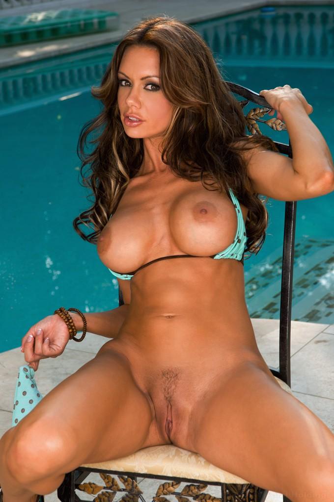 crissy moran bikini pics