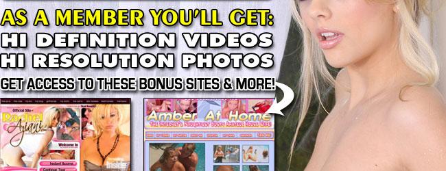Free Jana Jordan Pics from Aziani.com
