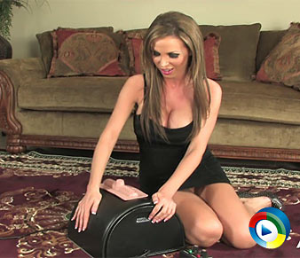 Free videos of Nikki Benz at Aziani.com