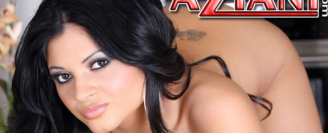 Free Pharyn Sparks Pics from Aziani.com