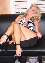 Rachel Aziani showing off her tight little camel toe from Busty Rachel