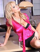 Busty Rachel Aziani Pics
