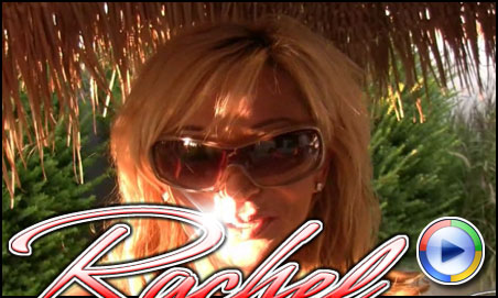 Rachel Aziani poolside blowjob! from Busty Rachel
