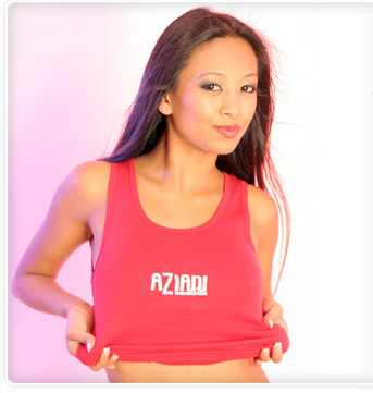 Kina Kai videos at Aziani.com